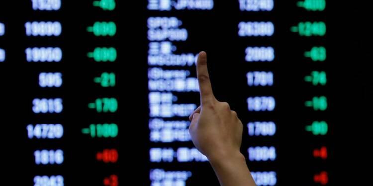 Le Nikkei à Tokyo finit en baisse de 1,13%