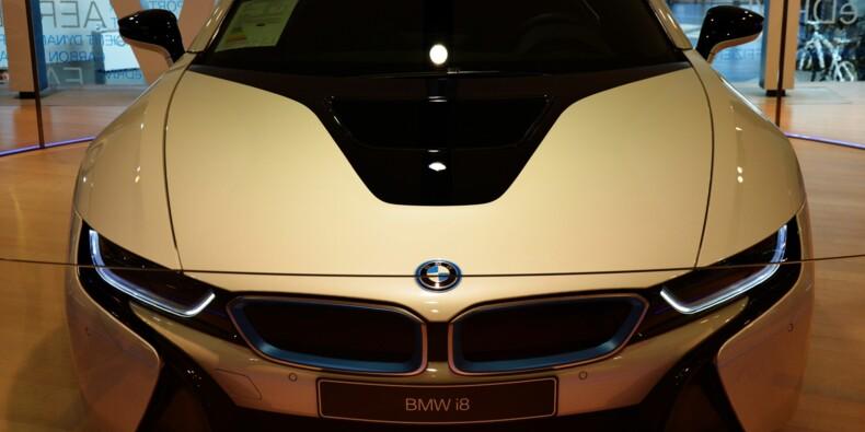 BMW, Daimler et Volkswagen accusés d'entente par Bruxelles