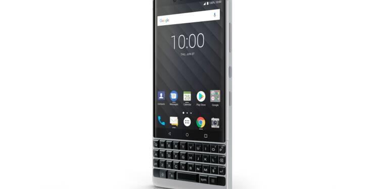Avec son Key2, Blackberry veut reconquérir les professionnels