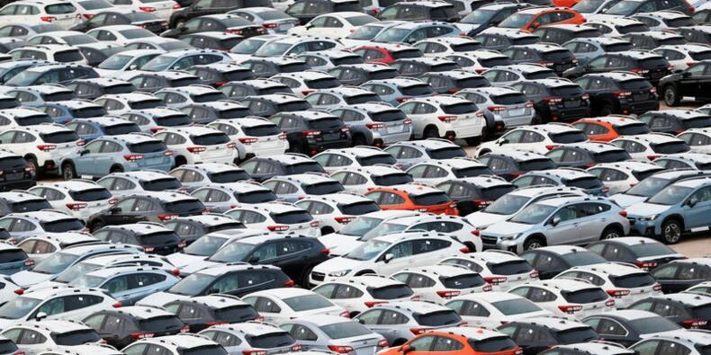 Le marché auto européen débute l'année en repli, selon l'ACEA