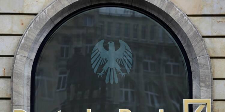 Blanchiment: La BaFin prolonge sa surveillance de Deutsche Bank