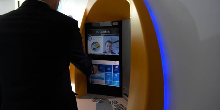 Espagne : une banque propose des distributeurs de billets à reconnaissance faciale