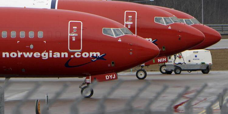 Norwegian Air va émettre des actions à un tiers de leur prix, l'action dévisse