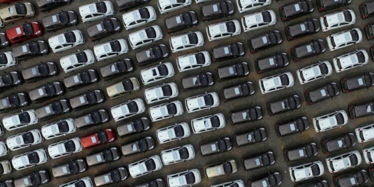 Chine/Automobile: Les ventes baissent pour le 7e mois d'affilée