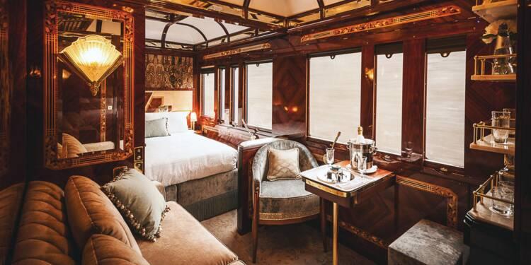 Orient-Express, penthouse new-yorkais... 5 chambres de luxe à couper le souffle