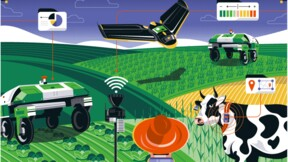 Ces innovations technologiques qui révolutionnent l'agriculture