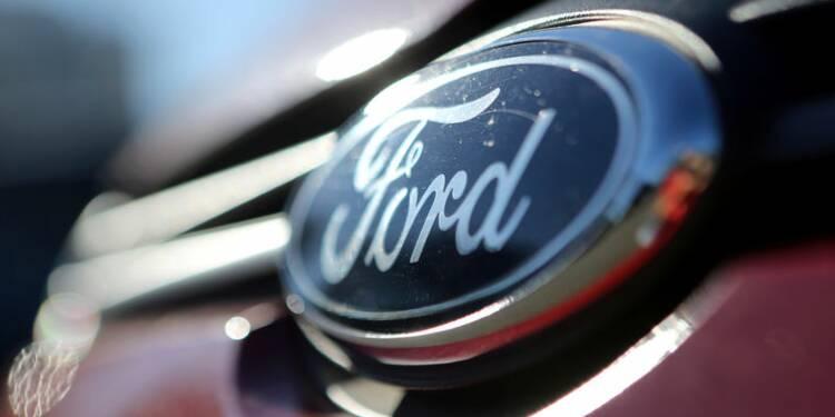 Ford renonce à son activité de poids lourds en Amérique du Sud