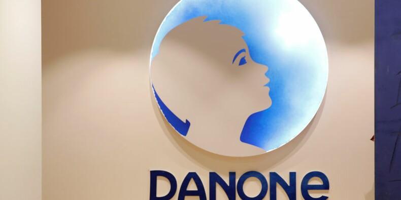 Danone promet une accélération de croissance et de rentabilité