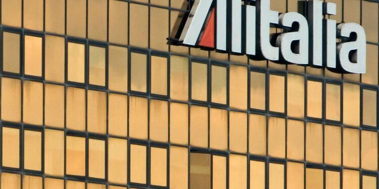Alitalia ne sera pas nationalisée