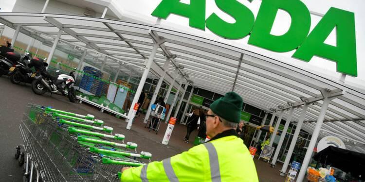 Sainsbury's chute en Bourse, le projet d'acquisition d'Asda menacé
