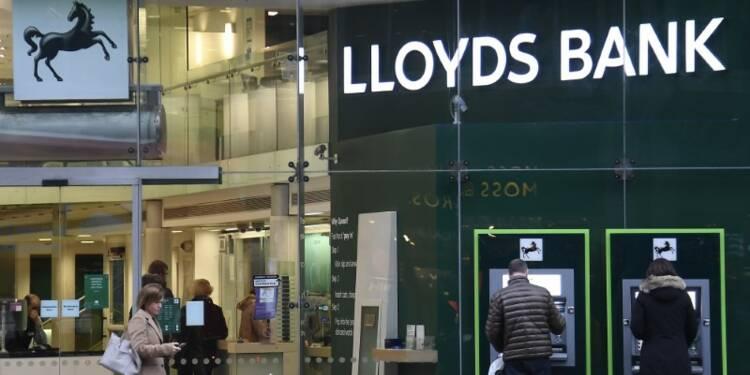 Lloyds Bank: Bénéfice en hausse de 24%, rachat d'actions pour 1,75 milliard de livres