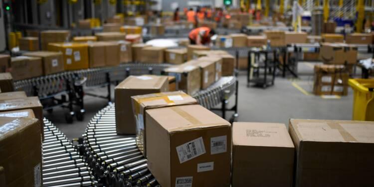 Des salariés d'Amazon obtiennent une requalification... et des hausses de salaire