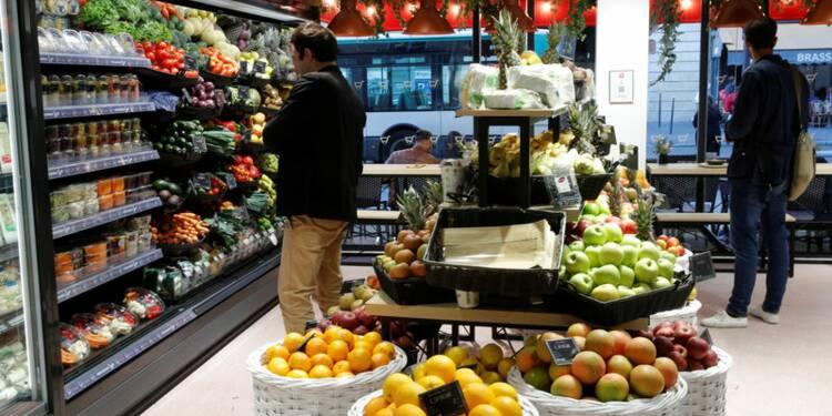 L'inflation annuelle a continué à ralentir en janvier