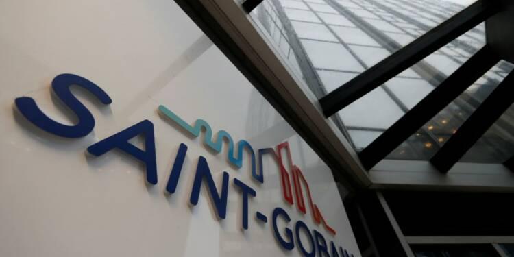 Saint-Gobain passe €2,0 mds de dépréciations en 2018
