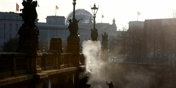 Allemagne: La dépense publique a écarté la récession au 4e trimestre