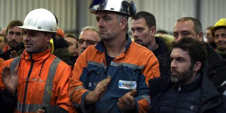 Ascoval: le tribunal de Strasbourg accorde un nouveau sursis d'un mois