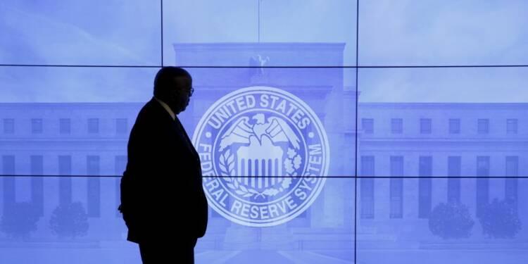 """Croissance US """"solide"""" mais plus lente fin 2018, dit la Fed"""