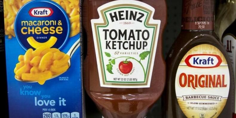 Kraft Heinz manque le consensus, le titre chute