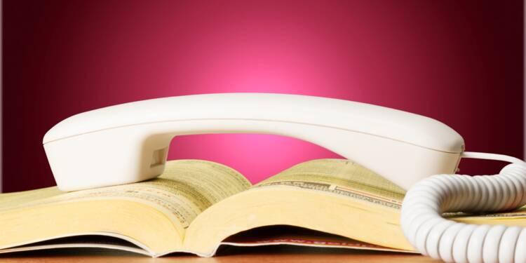 Pages jaunes et Pages blanches, c'est bientôt fini ! En tout cas en version papier