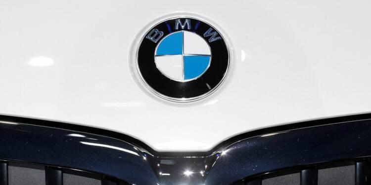 BMW reçoit une amende pour un défaut de logiciel moteur