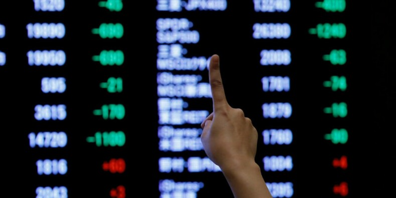 Le Nikkei à Tokyo finit en hausse de 0,48%