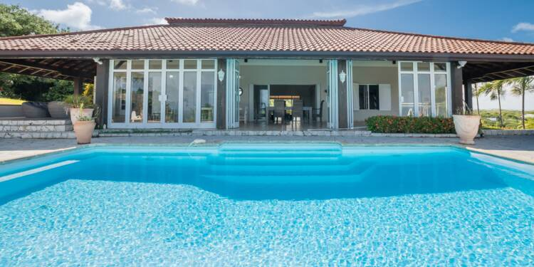 Martinique : l'ancienne villa d'un escroc vendue à 900.000 euros