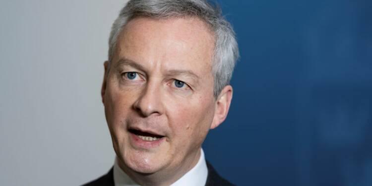 Ford Blanquefort: Le Maire veut se concentrer sur l'avenir du site