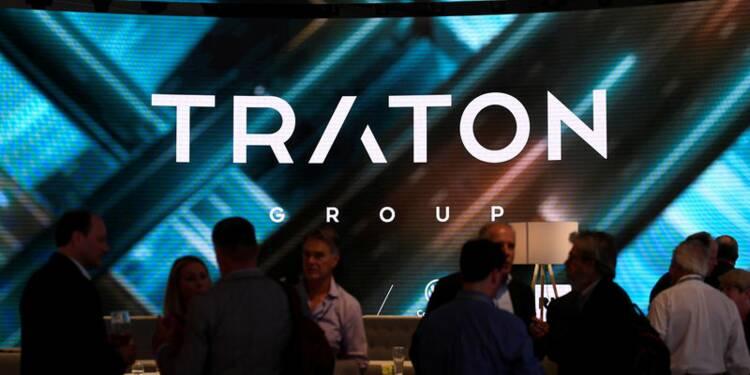 La hausse des ventes dope le bénéfice de Traton (VW) en 2018