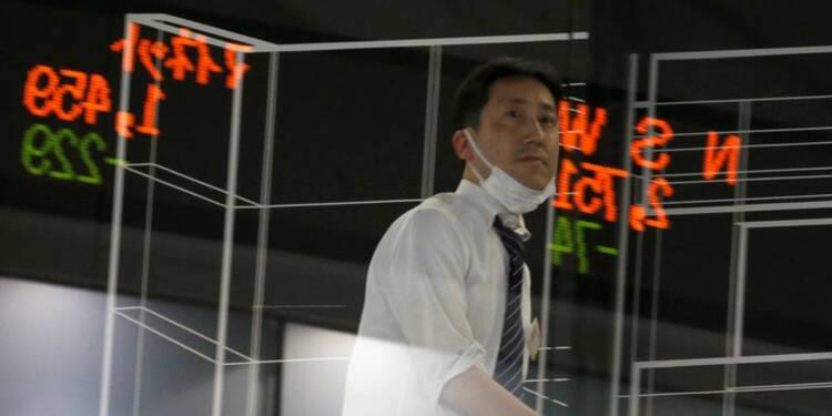 Le Nikkei à Tokyo finit en baisse de 0,37%