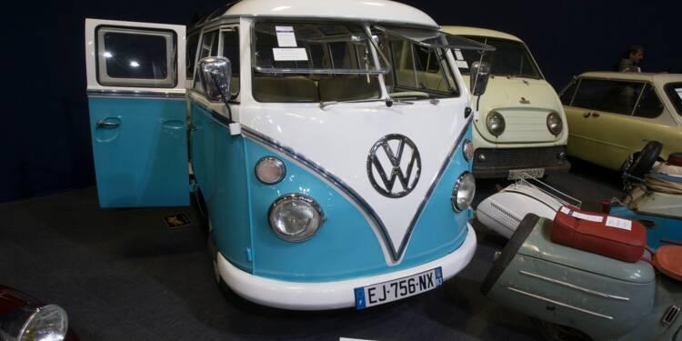 55 vieux Combi Volkswagen mis en vente : avis aux passionnés !