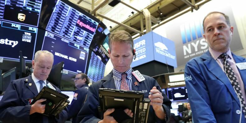 Wall Street recule avec Caterpillar, Jerome Powell au programme