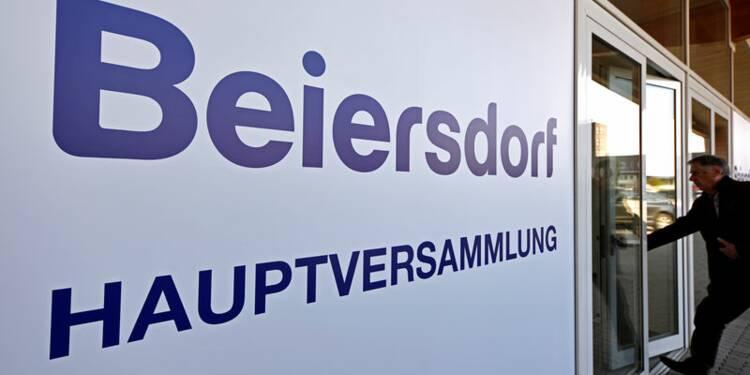 Beiersdorf voit sa croissance et sa marge baisser en 2019