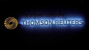 Thomson Reuters voit une croissance cette année, hausse du CA au 4e trimestre