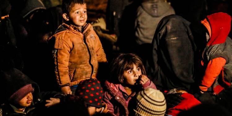 Syrie: nouvelle vague d'évacuation du dernier réduit de l'EI