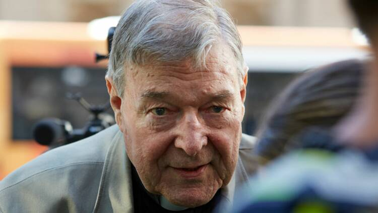 Australie: Le cardinal George Pell placé en détention
