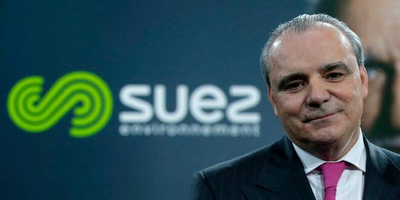 Suez maintient son dividende, Chaussade président pour un an