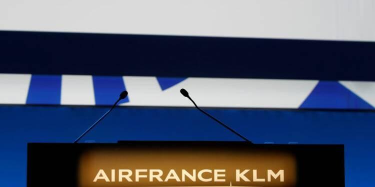 """Le conseil d'Air France-KLM sera """"vigilant"""" face à l'Etat néerlandais"""