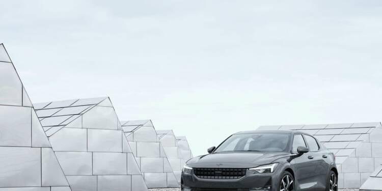 Volvo Cars dévoile la Polestar 2, concurrente de la Model 3 de Tesla