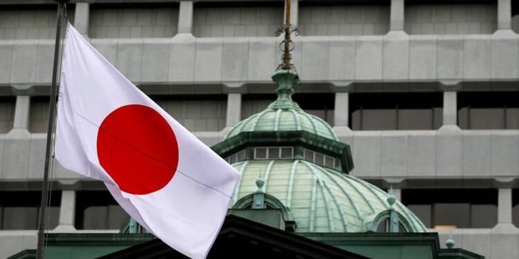 Japon: Plus fort déclin de la production industrielle en un an