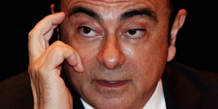 Ghosn demande à nouveau une libération sous caution au Japon