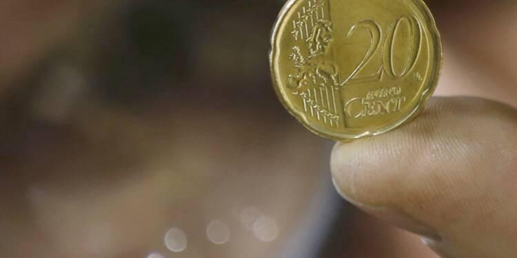 L'inflation s'est légèrement redressée en février à 1,3% l'an