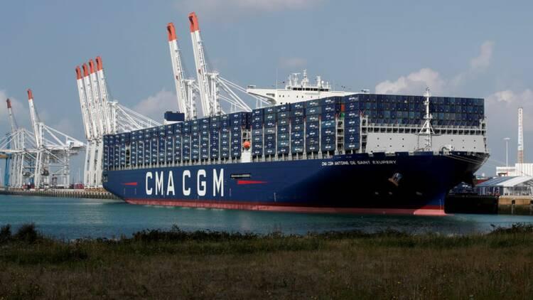 CMA CGM lance un nouveau plan de réduction de coûts de 1,2 milliard de dollars