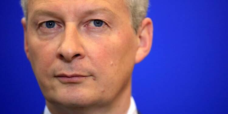 Le Maire réaffirme son soutien au rapprochement STX-Fincantieri