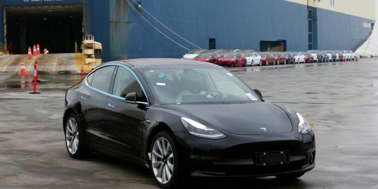 Tesla réduit enfin le prix de la Model 3 à 35.000 dollars