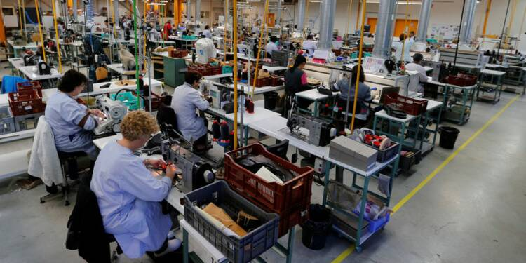 France: Léger mieux pour le secteur manufacturier en février