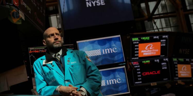 Wall Street finit en baisse après les dépenses de construction