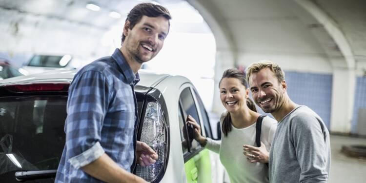 Voitures d'occasion, électriques ou hybrides : quel est le prix moyen d'un véhicule propre ?
