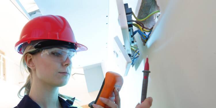 Électricien : salaire et formation