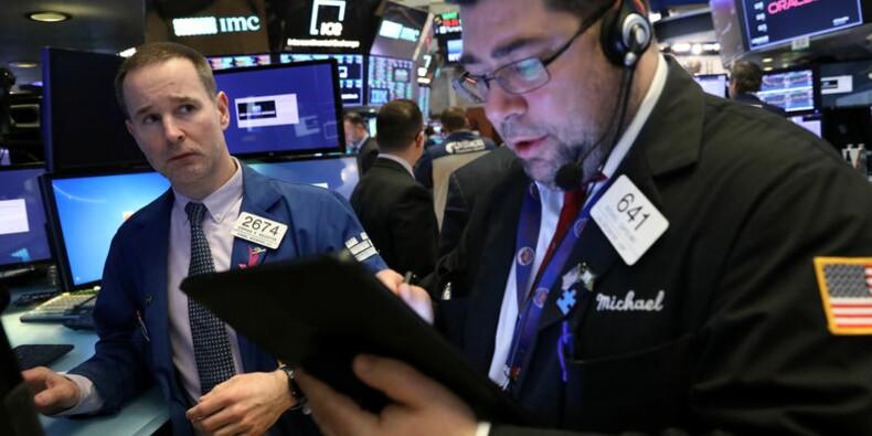 Wall Street hésite avant l'ISM des services, la Chine inquiète