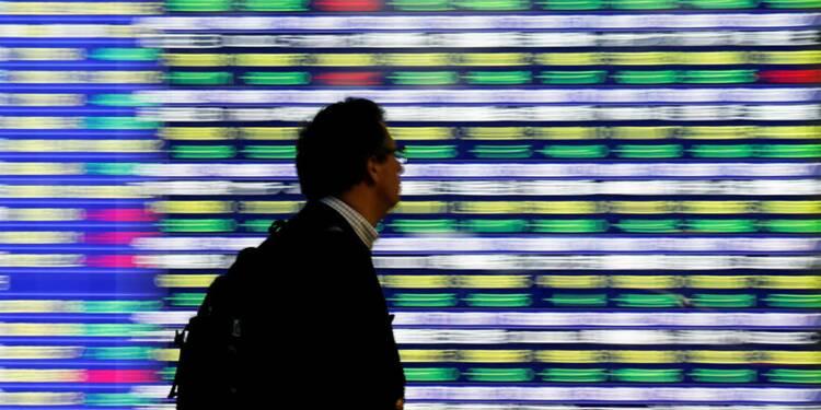 Tokyo finit en baisse, la Chine inquiète